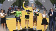 Cinco nombres para ganar el Tour de Francia