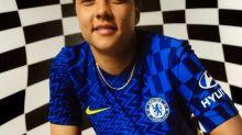 Foot - ANG - Chelsea - Un maillot psychédélique pour Chelsea en 2021-2022