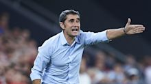 Valverde accepts responsibility for Barcelona's worst start in 25 years