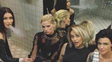 Celebrities slammed for smoking in the Met Gala bathroom