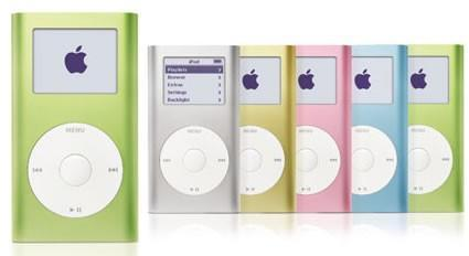 Apple to give new iPod nano an aluminum makeover?