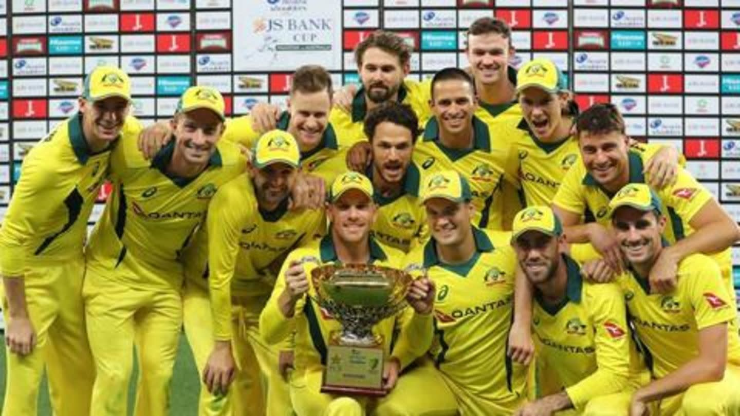 Can an in-form Australia defend the ICC World Cup 2019?