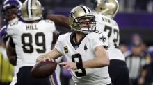 Drew Brees re-signs with Saints on two-year, $50 million deal
