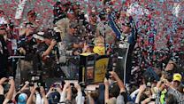 The Clock Strikes Eight for Jimmie Johnson