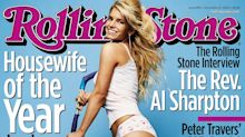 Jessica Simpson Spoofs Her Iconic 'Housewife of the Year' Rolling Stone Cover with a Quarantine Spin
