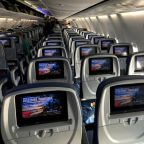 Empty middle airplane seat could cut coronavirus exposure by up to 57%: CDC