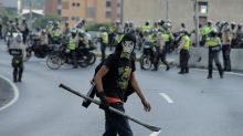 Defying crackdown, Venezuelans stage new march