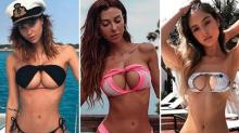 #Upsidedownbikini, la moda para el verano de usar el bikini al revés