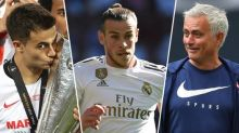 How Tottenham could line up this season with Bale, Reguilon, Doherty and Hojbjerg