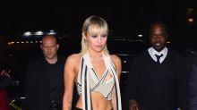 """Miley Cyrus comparte el descuido que se ve en esta foto y avisa: """"Pronto eliminarán esto"""""""