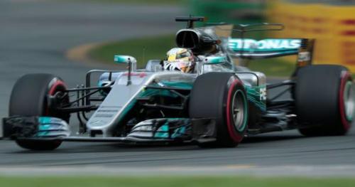 F1 - GP d'Australie - Lewis Hamilton a signé la pole à Melbourne, devant Sebastian Vettel