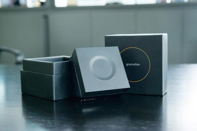 The Gramofon is a streaming music hub that'll also extend your WiFi