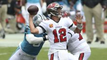 Tom Brady earns first win with Tampa Bay as Bucs tame Panthers
