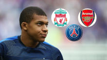 Gossip: Arsenal 'confident' on Mbappe despite Liverpool and PSG bids, Manchester City 'target £50m Alexis'
