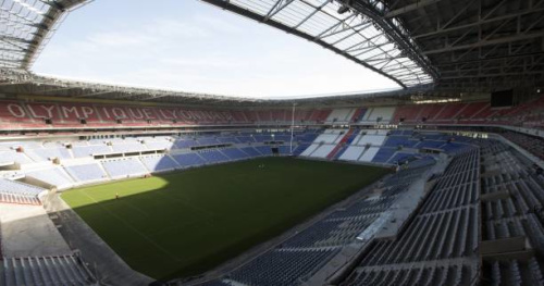 Foot - C.Ligue - Affluence record prévue au Parc OL pour la finale de la Coupe de la Ligue