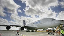 Why is the world's largest passenger plane facing the scrap heap?