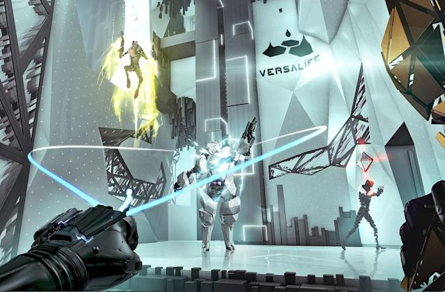 'Deus Ex: Mankind Divided' gets arcade-style competitive mode