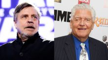 Mark Hamill provides heartfelt tribute for Darth Vader actor Dave Prowse
