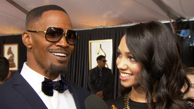 Grammys 2014: Jamie Foxx Talks The Dangers Of Being Too Into Beyoncé's Music