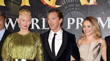 'Doctor Strange' Premiere: Benedict Cumberbatch, Tilda Swinton, and More Make Some Magic