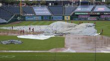 Suspenden por lluvia Orioles-Nacionales en el 6to inning