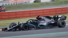 Após vitória de Hamilton sem um pneu, Web lembra Senna sem câmbio