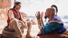 """Will Smith erhitzt als Dschinni in der neuen """"Aladdin""""-Verfilmung die Gemüter"""