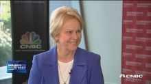 Occidental Petroleum CEO Vicki Hollub on oil production