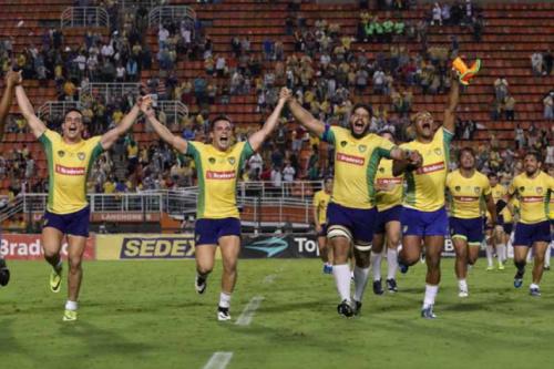 Rúgby: Seleção Brasileira faz história contra o Canadá