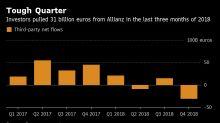 Allianz Says Investors Pulled $35 Billion in Choppy Markets
