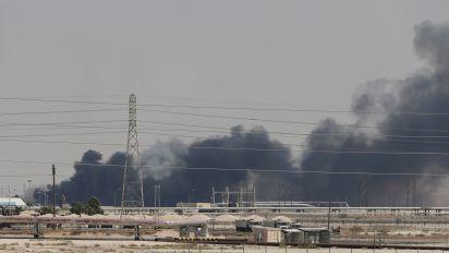 Oil price surges as US warns Iran