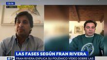 Fran Rivera se explica tras la polémica política por la que ha sido 'trending topic' en España