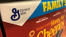 Companies to Watch: General Mills has mixed quarter, Target announces sales event, Apple buys start-up