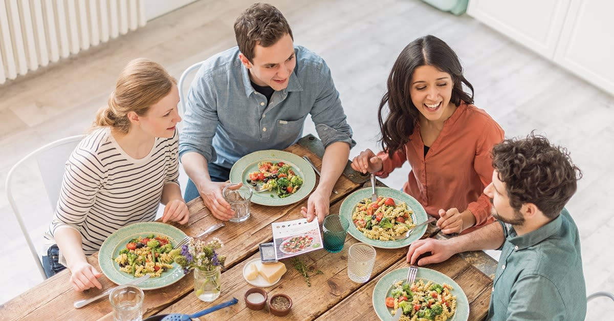 How HelloFresh is Changing the Way People Eat