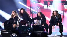 X Factor: Nicole Scherzinger slammed for 'embarrassing mum dancing' during Little Mix's performance
