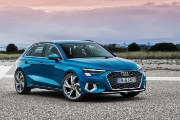 豪華掀背新勢力,全新大改 Audi A3 Sportback 140萬元起、 S3 Sportback 261萬元展開預售