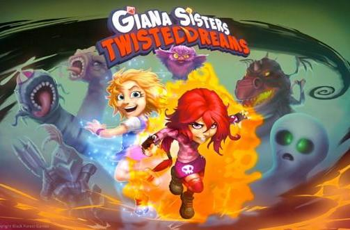 Giana Sisters available September 5 on Wii U in Americas