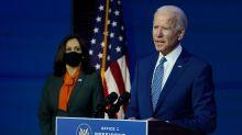 Biden Transition Team Starts Reviewing Judicial Nominees
