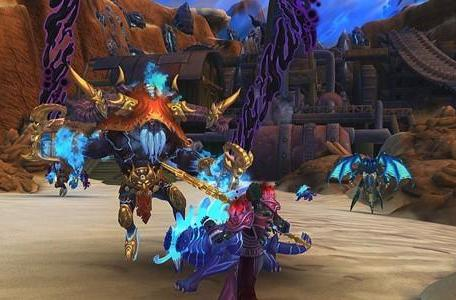 Allods Online's Everlasting Battle update is now live