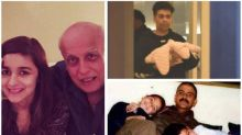 Happy Father's Day: Bollywood Celebrities send wishes on social media