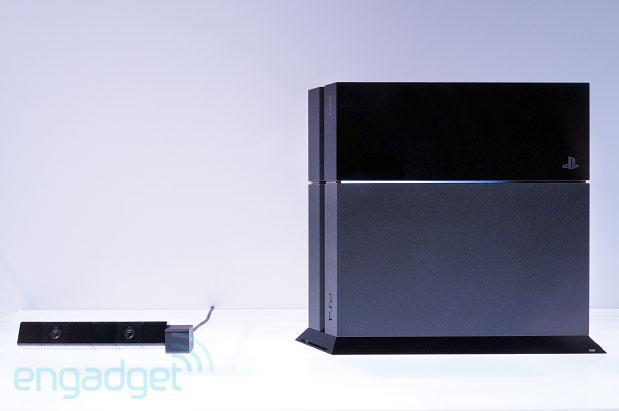 Let's take a closer look at the PlayStation 4, DualShock 4 and PS4 Eye (video)