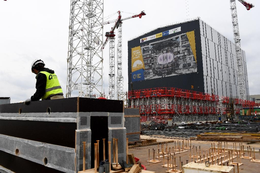 ITER, a multi-national nuclear fusion project, has been plagued by delays and budget overruns
