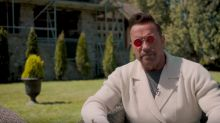 Arnold Schwarzenegger laughs at danger in first trailer for comedy 'Killing Gunther'