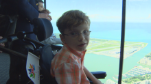 New CN Tower windows offer a view with no limits