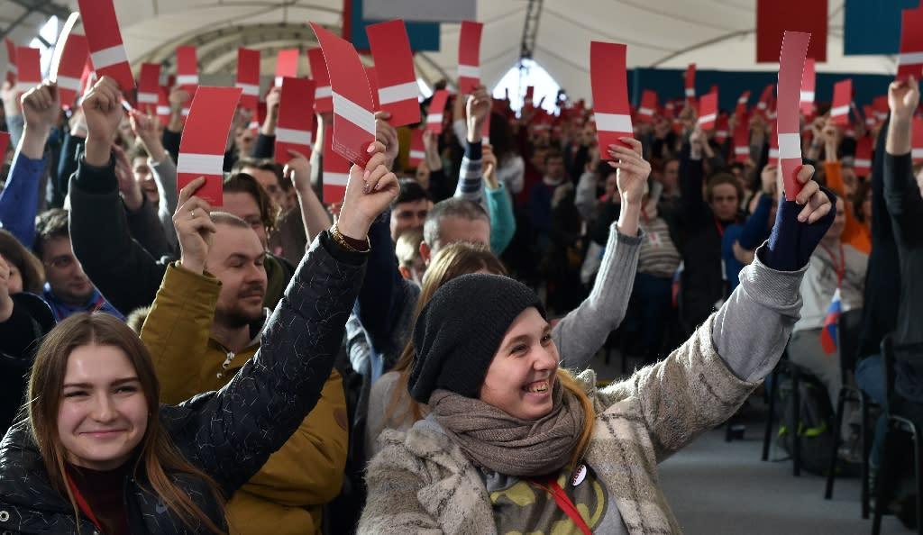 Alexei Navalny: Kremlin critic leading Russian 'voter strike'