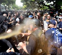 Ann Coulter cancels speech (again) – but battle for Berkeley's political soul rages on