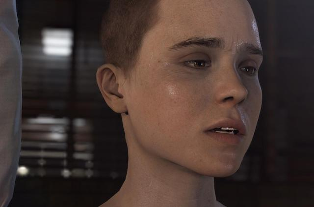 'Beyond: Two Souls' hits PS4 next week