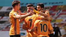 Wolves dominate Everton in 3-0 EPL win