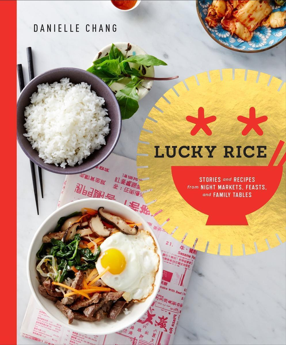 Get ready for lunar new year with lucky rice an asian for Asian cuisine books
