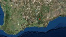 Earthquake strikes remote area of WA